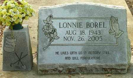 BOREL, LONNIE - Iberia County, Louisiana   LONNIE BOREL - Louisiana Gravestone Photos