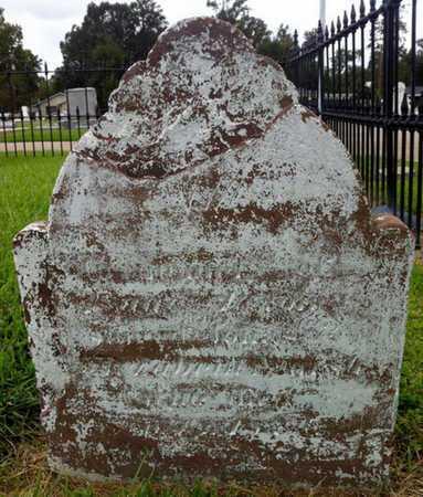 MARSH, ISAAC ALSTON - Iberia County, Louisiana | ISAAC ALSTON MARSH - Louisiana Gravestone Photos