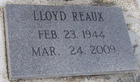 REAUX, LLOYD JOHN, SR - Iberia County, Louisiana | LLOYD JOHN, SR REAUX - Louisiana Gravestone Photos