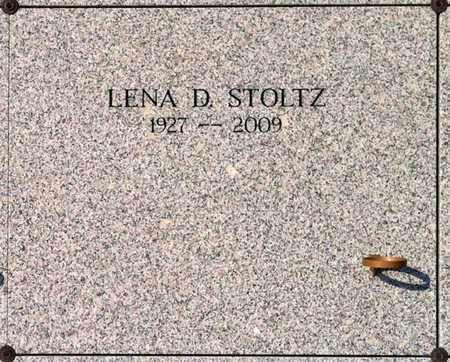 DUBOIS STOLTZ, LENA - Iberia County, Louisiana | LENA DUBOIS STOLTZ - Louisiana Gravestone Photos