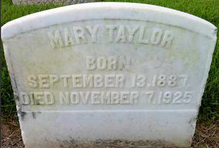 TAYLOR, MARY - Iberia County, Louisiana | MARY TAYLOR - Louisiana Gravestone Photos