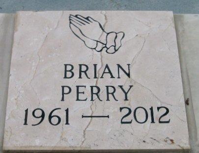 PERRY, BRIAN - Iberville County, Louisiana | BRIAN PERRY - Louisiana Gravestone Photos