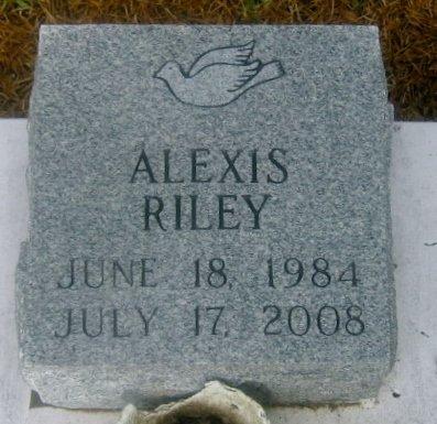 RILEY, ALEXIS - Iberville County, Louisiana | ALEXIS RILEY - Louisiana Gravestone Photos
