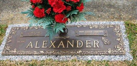 ALEXANDER, MARY EVELYN - Jackson County, Louisiana | MARY EVELYN ALEXANDER - Louisiana Gravestone Photos