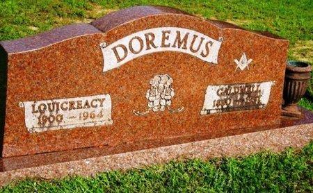 DOREMUS, CALDWELL - Jackson County, Louisiana   CALDWELL DOREMUS - Louisiana Gravestone Photos
