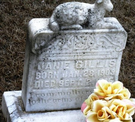 GILLIS, JANIE - Jackson County, Louisiana   JANIE GILLIS - Louisiana Gravestone Photos