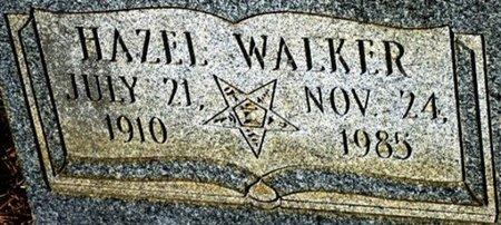 GREY, HAZEL (CLOSEUP) - Jackson County, Louisiana | HAZEL (CLOSEUP) GREY - Louisiana Gravestone Photos