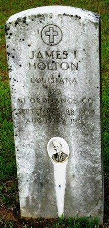 HOLTON, JAMES I (VETERAN) - Jackson County, Louisiana | JAMES I (VETERAN) HOLTON - Louisiana Gravestone Photos