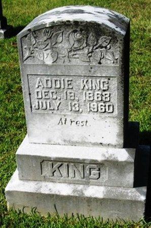 KING, ADDIE - Jackson County, Louisiana   ADDIE KING - Louisiana Gravestone Photos