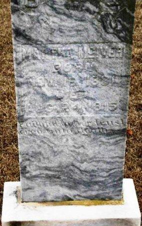 MCIVER, MARTHA - Jackson County, Louisiana   MARTHA MCIVER - Louisiana Gravestone Photos