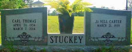 STUCKEY, CARL THOMAS - Jackson County, Louisiana | CARL THOMAS STUCKEY - Louisiana Gravestone Photos