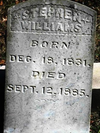 WILLIAMS, STEPHEN - Jackson County, Louisiana | STEPHEN WILLIAMS - Louisiana Gravestone Photos