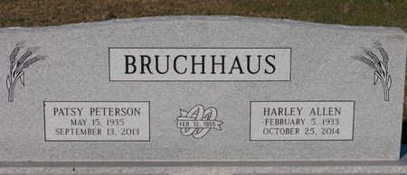 BRUCHHAUS, PATSY - Jefferson Davis County, Louisiana   PATSY BRUCHHAUS - Louisiana Gravestone Photos