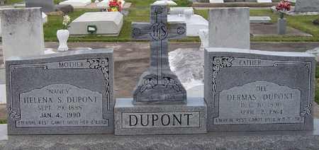 "DUPONT, DERMAS ""DEL"" - Jefferson Davis County, Louisiana | DERMAS ""DEL"" DUPONT - Louisiana Gravestone Photos"