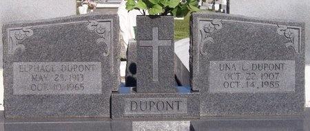 DUPONT, ELPHAGE - Jefferson Davis County, Louisiana | ELPHAGE DUPONT - Louisiana Gravestone Photos