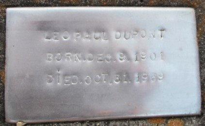 "DUPONT, LEOPAUL ""LEO"" - Jefferson Davis County, Louisiana | LEOPAUL ""LEO"" DUPONT - Louisiana Gravestone Photos"