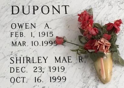 DUPONT, OWEN ALFRED (VETERAN WWII) - Jefferson Davis County, Louisiana | OWEN ALFRED (VETERAN WWII) DUPONT - Louisiana Gravestone Photos