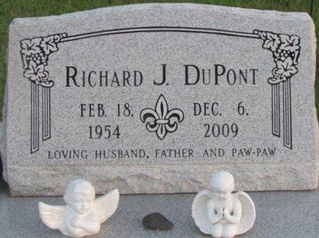 DUPONT, RICHARD JAMES - Jefferson Davis County, Louisiana   RICHARD JAMES DUPONT - Louisiana Gravestone Photos