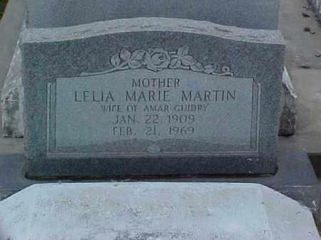 GUIDRY, LELIA MARIE - Jefferson Davis County, Louisiana | LELIA MARIE GUIDRY - Louisiana Gravestone Photos