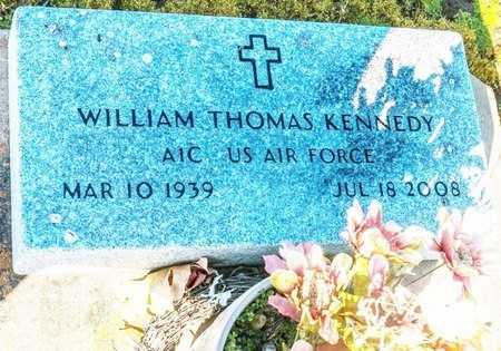 KENNEDY, WILLIAM THOMAS  (VETERAN) - Jefferson Davis County, Louisiana | WILLIAM THOMAS  (VETERAN) KENNEDY - Louisiana Gravestone Photos