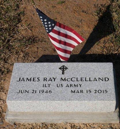 MCCLELLAND, JAMES RAY  (VETERAN) - Jefferson Davis County, Louisiana | JAMES RAY  (VETERAN) MCCLELLAND - Louisiana Gravestone Photos