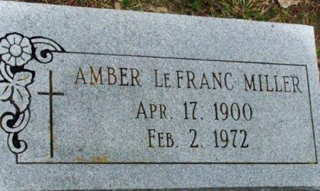 MILLER, AMBER - Jefferson Davis County, Louisiana   AMBER MILLER - Louisiana Gravestone Photos