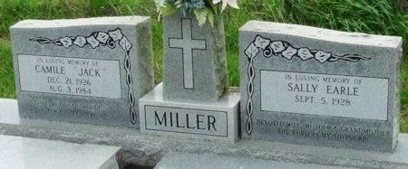 MILLER, SALLY - Jefferson Davis County, Louisiana | SALLY MILLER - Louisiana Gravestone Photos