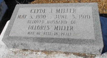 MILLER, CLYDE JAMES - Jefferson Davis County, Louisiana | CLYDE JAMES MILLER - Louisiana Gravestone Photos