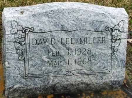 MILLER, DAVID LEE - Jefferson Davis County, Louisiana | DAVID LEE MILLER - Louisiana Gravestone Photos