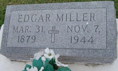 MILLER, EDGAR JOSEPH - Jefferson Davis County, Louisiana | EDGAR JOSEPH MILLER - Louisiana Gravestone Photos