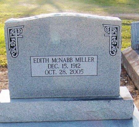 MILLER, EDITH - Jefferson Davis County, Louisiana   EDITH MILLER - Louisiana Gravestone Photos