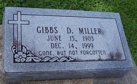 MILLER, GIBBS DENNIS, SR - Jefferson Davis County, Louisiana | GIBBS DENNIS, SR MILLER - Louisiana Gravestone Photos
