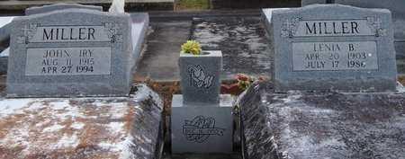 MILLER, JOHN IRY - Jefferson Davis County, Louisiana | JOHN IRY MILLER - Louisiana Gravestone Photos