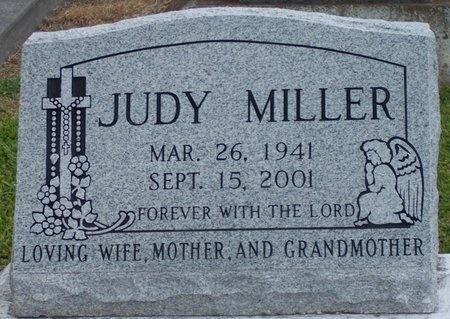 MILLER, JUDY ANN - Jefferson Davis County, Louisiana   JUDY ANN MILLER - Louisiana Gravestone Photos