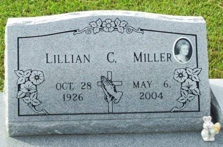 MILLER, LILLIAN (CLOSEUP) - Jefferson Davis County, Louisiana | LILLIAN (CLOSEUP) MILLER - Louisiana Gravestone Photos