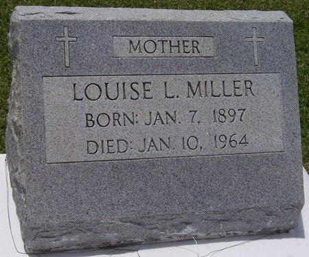 MILLER, LOUISE - Jefferson Davis County, Louisiana   LOUISE MILLER - Louisiana Gravestone Photos