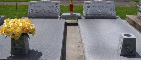 MILLER, LILLIAN - Jefferson Davis County, Louisiana | LILLIAN MILLER - Louisiana Gravestone Photos