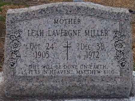 MILLER, LEAH - Jefferson Davis County, Louisiana   LEAH MILLER - Louisiana Gravestone Photos