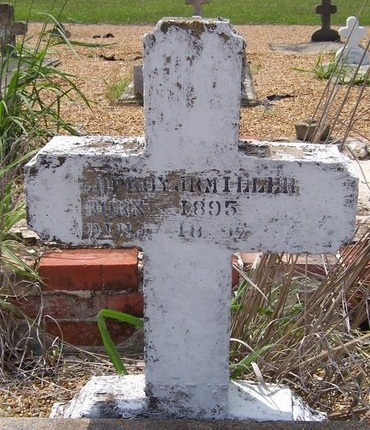 MILLER, LEUFROY SAMUEL, JR - Jefferson Davis County, Louisiana   LEUFROY SAMUEL, JR MILLER - Louisiana Gravestone Photos