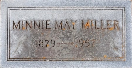 MILLER, MINNIE MAY - Jefferson Davis County, Louisiana   MINNIE MAY MILLER - Louisiana Gravestone Photos