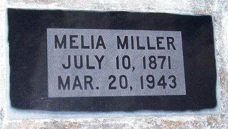 MILLER, MELIA (EMELIEN) - Jefferson Davis County, Louisiana   MELIA (EMELIEN) MILLER - Louisiana Gravestone Photos