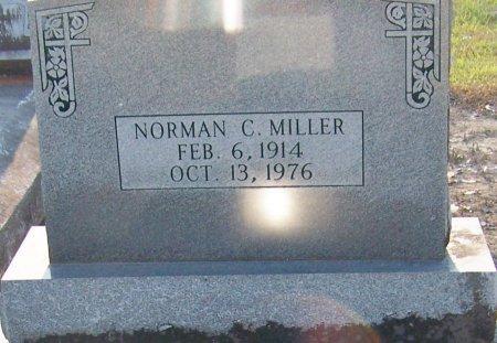 MILLER, NORMAN C - Jefferson Davis County, Louisiana | NORMAN C MILLER - Louisiana Gravestone Photos