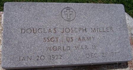 MILLER  , DOUGLAS JOSEPH (VETERAN WWII) - Jefferson Davis County, Louisiana | DOUGLAS JOSEPH (VETERAN WWII) MILLER   - Louisiana Gravestone Photos