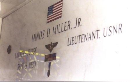 MILLER, MINOS DORSIN, JR  (VETERAN WWII, POW) - Jefferson Davis County, Louisiana   MINOS DORSIN, JR  (VETERAN WWII, POW) MILLER - Louisiana Gravestone Photos
