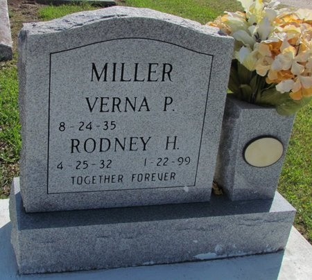 MILLER, RODNEY HAYES - Jefferson Davis County, Louisiana | RODNEY HAYES MILLER - Louisiana Gravestone Photos