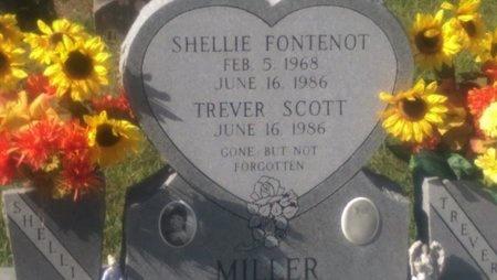 MILLER, TREVER SCOTT - Jefferson Davis County, Louisiana | TREVER SCOTT MILLER - Louisiana Gravestone Photos