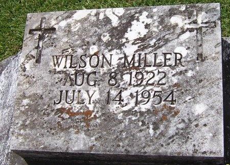 MILLER, WILSON - Jefferson Davis County, Louisiana   WILSON MILLER - Louisiana Gravestone Photos