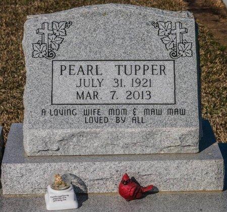 COMEAUX TUPPER, PEARL - Jefferson Davis County, Louisiana | PEARL COMEAUX TUPPER - Louisiana Gravestone Photos