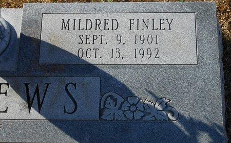 ANDREWS, MILDRED - La Salle County, Louisiana | MILDRED ANDREWS - Louisiana Gravestone Photos
