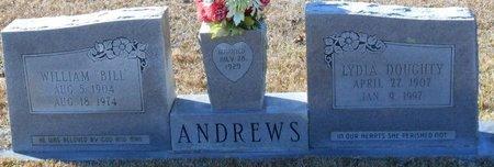 ANDREWS, LYDIA ELIZABETH - La Salle County, Louisiana | LYDIA ELIZABETH ANDREWS - Louisiana Gravestone Photos